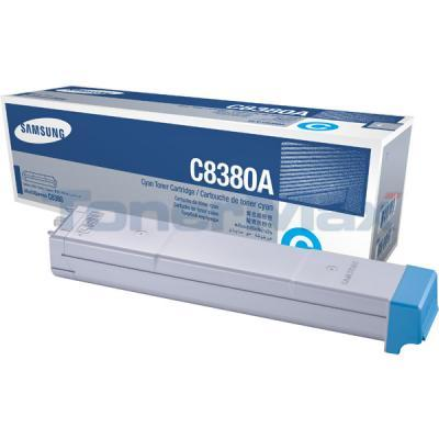 SAMSUNG CLX-8380ND TONER CART CYAN